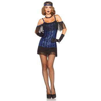 Charleston Diva Halloween kostuum