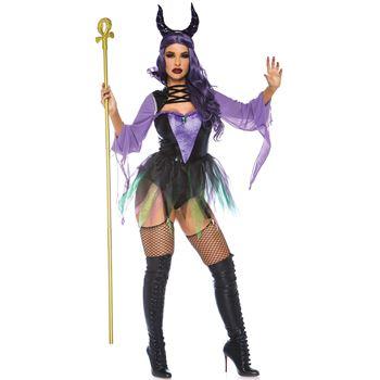Ondeugende Tovenares Halloween Kostuum