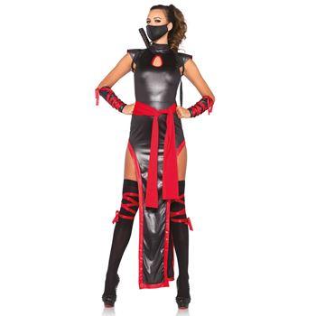 Sexy Ninja Halloween Kostuum