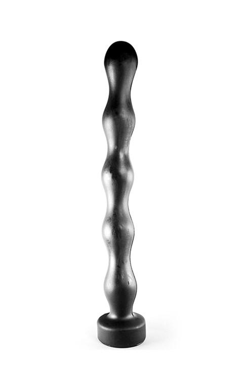 All Black 32 cm anaalkralen