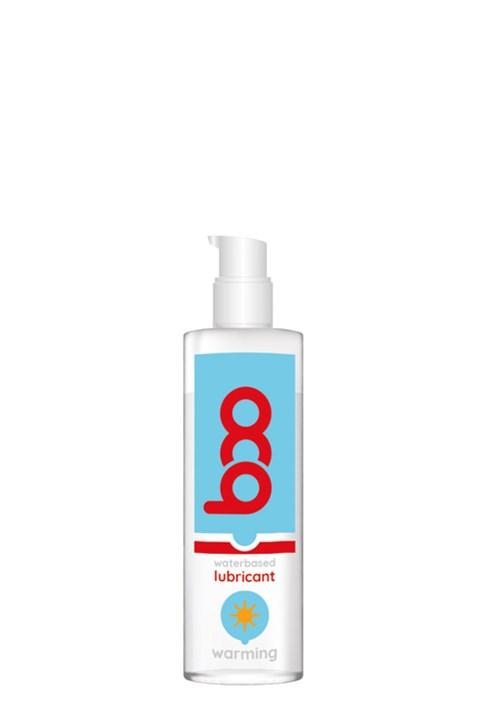 BOO glijmiddel verwarmend (Inhoud: 150ml)