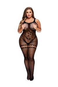 Baci kruisloze bodystocking