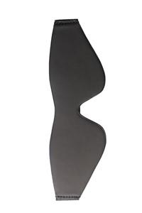 Blaze blinddoek (Zwart)