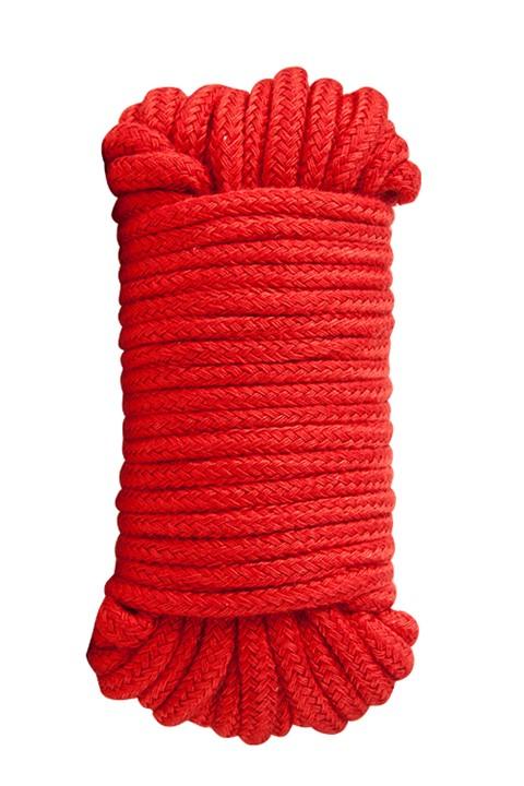 Bondage 10 meter touw (Kleur: Zwart)