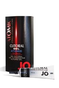 System JO Clitoris Stimulatie Gel  (diverse)