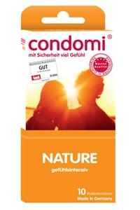 Condomi natuur (10 stuks)