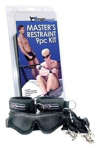 De Meester's 9-delige Bondage Set