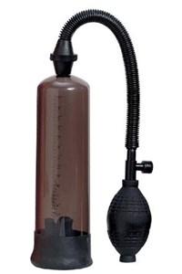 De personaltrainer penispomp(zwart)