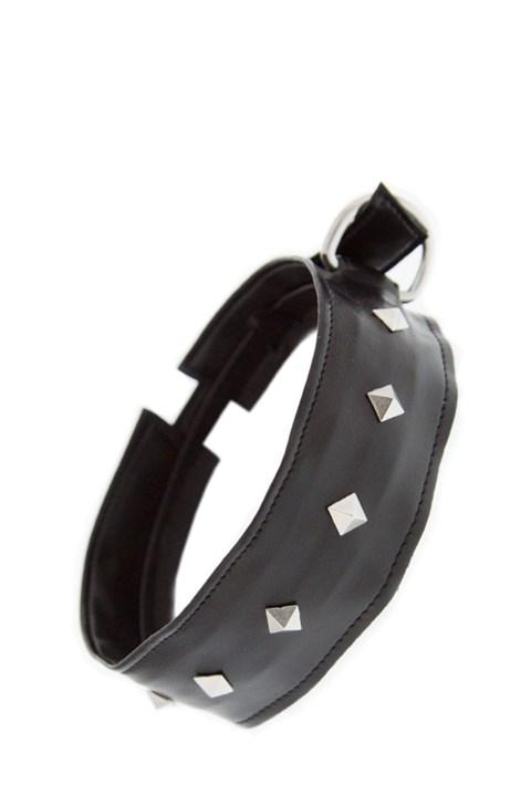 GP halsband met studs (Kleine studs)