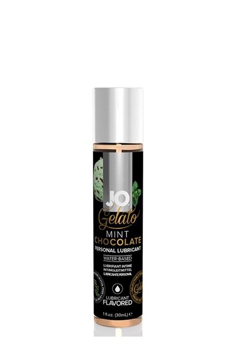 Jo Gelato Mint Chocola glijmiddel (Inhoud: 30 ml)