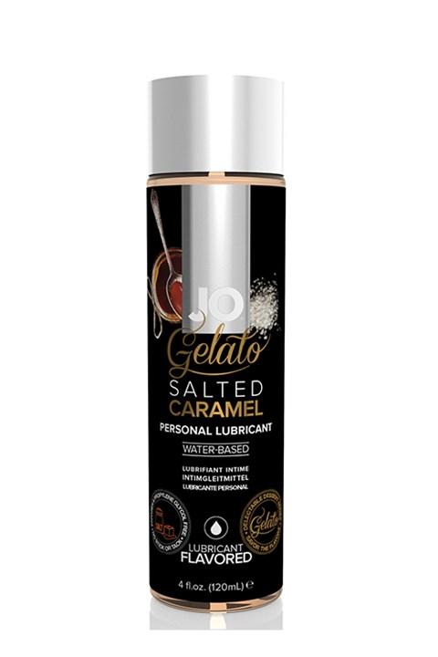 Jo Gelato Salted Caramel glijmiddel (Inhoud: 30 ml)