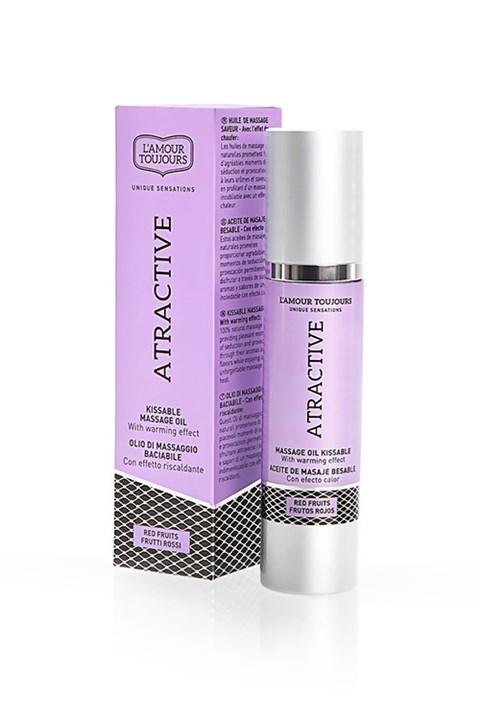 Kissable Massage Oil Atractive 50 ml