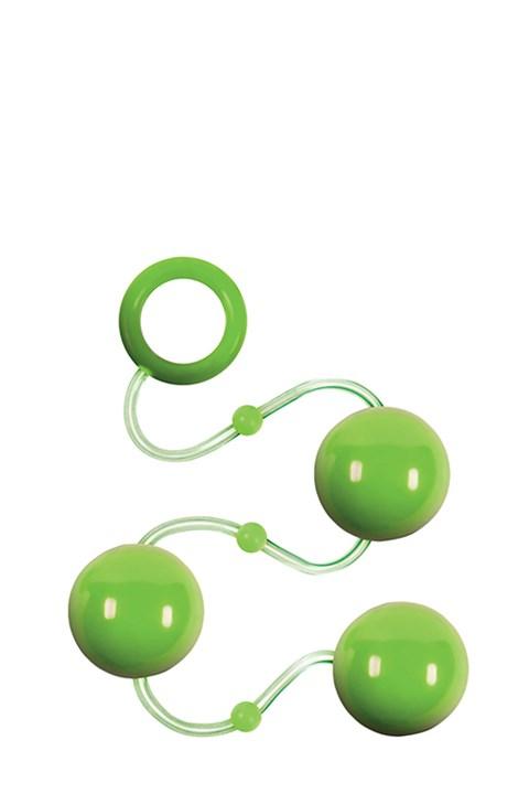 Renegade pleasure balls (Kleur: Groen)