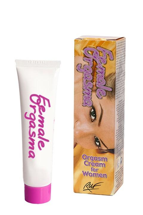 Ruf Female orgasme crème
