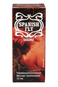 Spaanse vlieg: desire