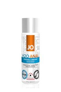 System JO H2O Anaal verwarmende glijmiddel