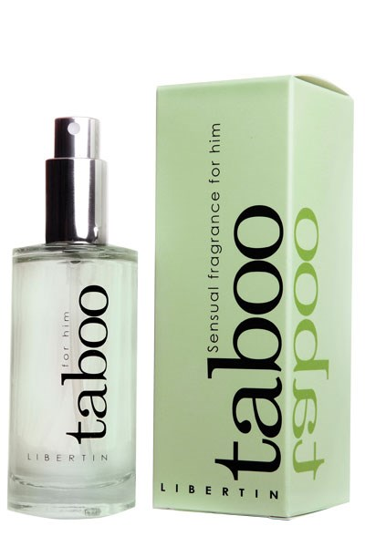 Taboo Naturel Spray voor hem en haar (Parfum voor vrouwen)
