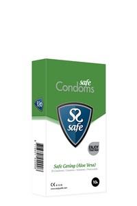 Verzorgende condooms Aloë Vera (10 stuks)