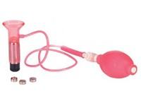 Vibrerende Clit Pomp (roze)
