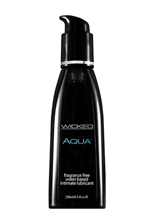 Wicked Aqua glijmiddel 250ml