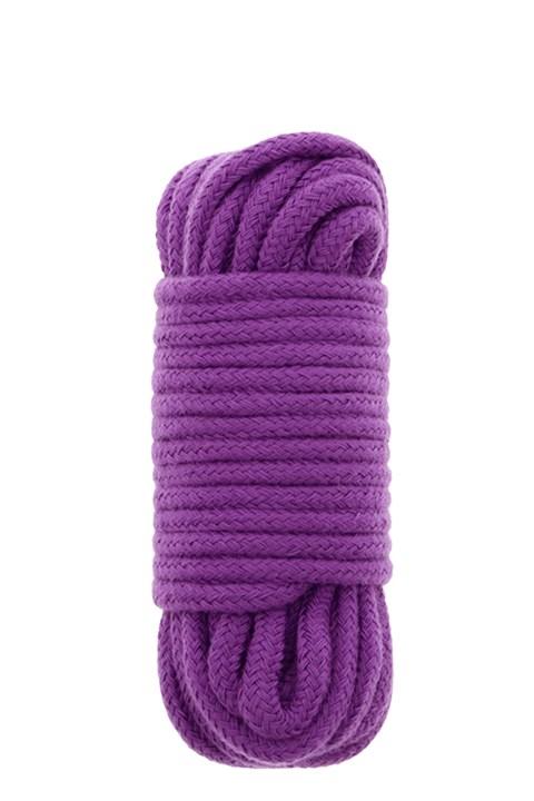 BondX liefdes touw (10 m) (Kleur: Paars)