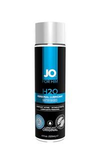 H2O glijmiddel voor hem
