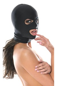 Spandex masker met 3 gaten
