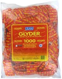 Durex Ambassador Glyder Condooms - 1000 stuks