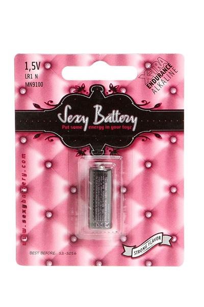 1 x N Batterij (Sexy Battery)