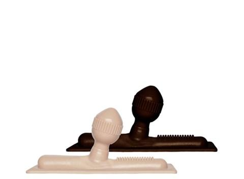G-max opzetstuk voor Sybian (Kleur: Chocola)