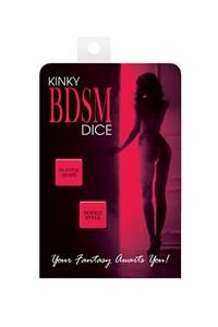 Kinky BDSM dobbelstenen