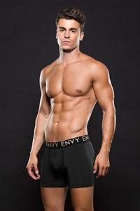 Zwarte boxer