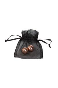 Bronzen kegel ballen