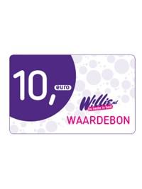 Willie kadokaart 10 euro
