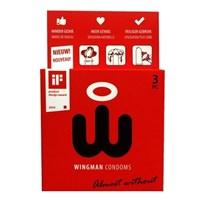 Wingman condooms (3 stuks)