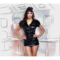 4-Delig Stewardessenuniform