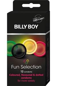 Billy Boy Fun Selection condooms