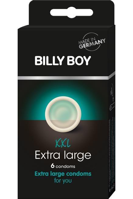 Billy Boy XXL condooms (Aantal: 6 stuks)