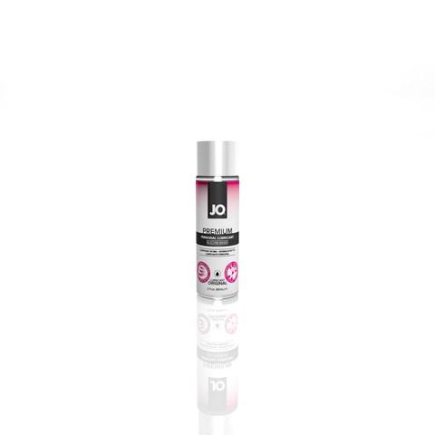 JO Premium Women siliconen glijmiddel (Inhoud: 120 ml)