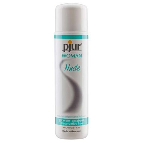Pjur Woman Nude glijmiddel 30 ml (Inhoud: 100 ml)