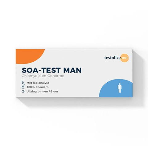 SOA-test Man