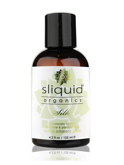 Sliquid Organics - Silk glijmiddel siliconenbasis