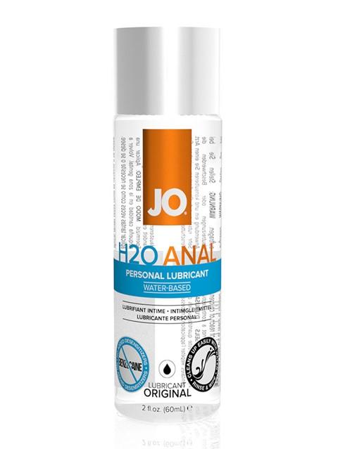 JO H2O Anaal glijmiddel (Inhoud: 60 ml)