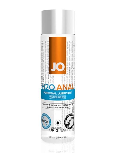 JO H2O Anaal glijmiddel (Inhoud: 120 ml)