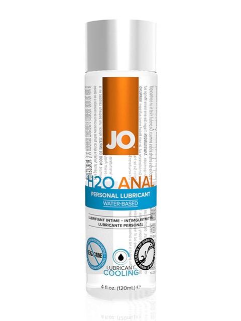 JO H2O Anaal Cool glijmiddel (Inhoud: 120 ml)