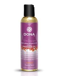 Dona geparfumeerde massageolie