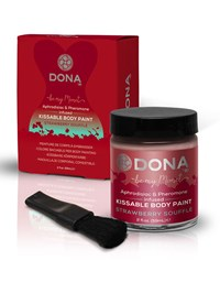 Dona kissable body paint