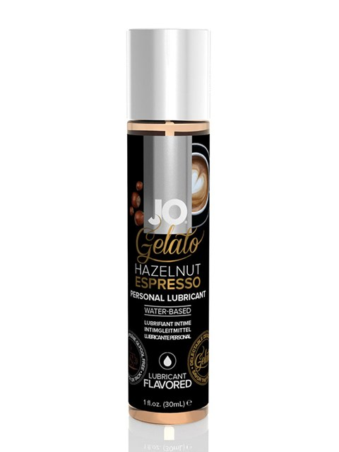 Jo Gelato Hazelnut glijmiddel (Inhoud: 30 ml)