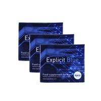 Explicit Blue erectiepil 12 stuks