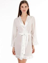 Bluebella witte Chiffon kimono